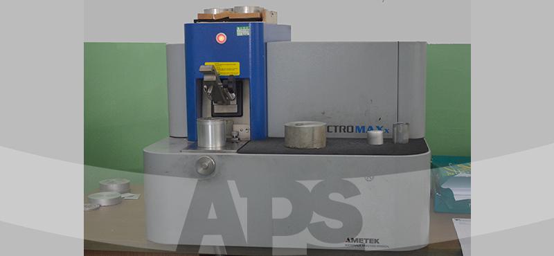 APS铝型材光谱仪