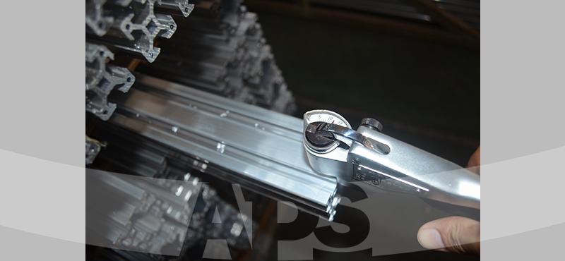 APS铝型材硬度测试