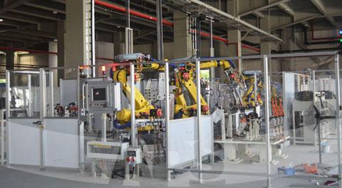 工业机器人行业 服务的客户有 ABB 库卡 发那科 柯马 新松 等